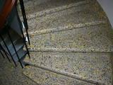 Būvmateriāli Kāpnes, pakāpieni, margas, cena 30 €/m2, Foto