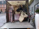 Перевозка грузов и людей Бытовая техника, вещи, цена 0.10 €, Фото