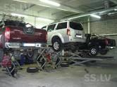 Rezerves daļas,  Land Rover Discovery, cena 45 €, Foto