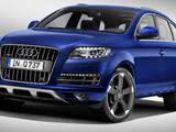 Audi Q7, Foto