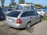 Rezerves daļas,  Mercedes C-klase, Foto