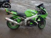 Запчасти и аксессуары Запчасти от одного мотоцикла, цена 1 500 €, Фото