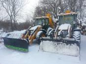 Хозяйственные работы Вывоз снега и листьев, цена 25 €, Фото