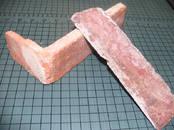 Būvmateriāli,  Ķieģelis, akmens, kaltais akmens Ķieģelis, dekoratīvs, cena 20 €, Foto