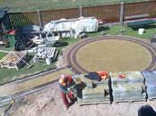 Строительные работы,  Строительные работы, проекты Укладка дорожной плитки, цена 21 €/м2, Фото