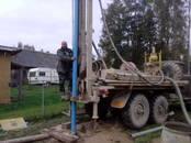 Строительные работы,  Строительные работы, проекты Бурение скважин, цена 45 €, Фото