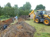 Būvdarbi,  Būvdarbi, projekti Teritorijas labiekārtošana, Foto