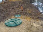 Būvmateriāli Kanalizācijas grodi, caurules, notekas, cena 1 400 €, Foto