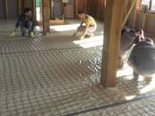 Būvdarbi,  Apdare, iekšdarbi Uzlejamās grīdas, cena 3.50 €/m2, Foto