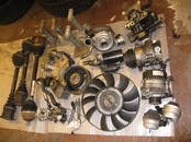 Rezerves daļas,  Audi A6, cena 550 €, Foto