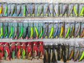 Охота, рыбалка,  Удочки и снасти Блёсна, приманки, цена 17 €, Фото