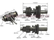 Rezerves daļas un aksesuāri Dzinēji, dzinēju daļas, cena 10 €, Foto