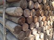 Стройматериалы,  Материалы из дерева Брёвна, цена 157 €, Фото