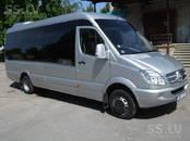Transporta noma Mikroautobusi, cena 330 €, Foto