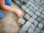Строительные работы,  Строительные работы, проекты Укладка дорожной плитки, цена 6 €/м2, Фото