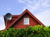 Аудио, Видео, DVD, SAT,  Спутниковое ТВ Спутниковые антенны, тарелки, цена 80 €, Фото