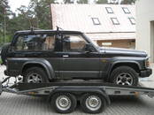 Rezerves daļas,  Nissan Patrol, cena 1 450 €, Foto
