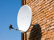 Аудио, Видео, DVD, SAT,  Спутниковое ТВ Установка, настройка, обслуживание, цена 25 €, Фото