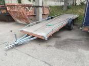 Transporta noma Piekabes, cena 90 €, Foto