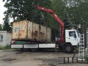 Kravu un pasažieru pārvadājumi Būvmateriāli un konstrukcijas, cena 0.75 €, Foto