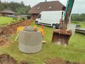 Būvmateriāli Kanalizācijas grodi, caurules, notekas, cena 29 €, Foto