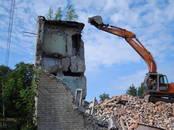 Строительные работы,  Строительные работы, проекты Демонтажные работы, цена 2.15 €, Фото