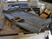 Remonts un rezerves daļas Ādas pārvilkšana, salona remonts, Foto