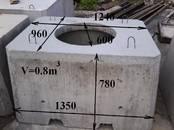 Стройматериалы Кольца канализации, трубы, стоки, цена 85 €, Фото