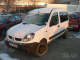 Rezerves daļas,  Renault Kangoo, cena 1 500 €, Foto