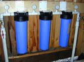 Sadzīves tehnika,  Gaisa un ūdens kopšana Filtri un ūdens attīrītāji, cena 23 €, Foto