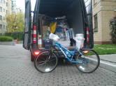 Kravu un pasažieru pārvadājumi Piegāde ar kurjeru, cena 0.10 €, Foto