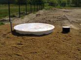 Būvmateriāli Kanalizācijas grodi, caurules, notekas, cena 1 330 €, Foto