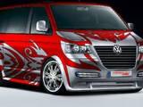 Volkswagen Multivan, Foto