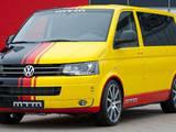 Volkswagen Caravelle, Foto