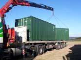 Перевозка грузов и людей Крупногабаритные грузоперевозки, цена 1 €, Фото