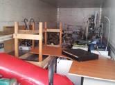 Darba rīki un tehnika Šūšanas iekārtas, audumi, Foto