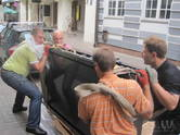Строительные работы,  Отделочные, внутренние работы Уборка помещений, цена 20 €, Фото
