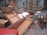 Saimniecības darbi Atkritumu izvešana (konteineros), cena 50 €, Foto