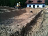 Būvdarbi,  Būvdarbi, projekti Būvbedres, grāvji, cena 17 €/st., Foto