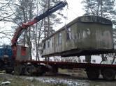 Kravu un pasažieru pārvadājumi Lielgabarīta kravu pārvadājumi, cena 1.15 €, Foto