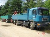 Kravu un pasažieru pārvadājumi Būvmateriāli un konstrukcijas, cena 0.45 €, Foto
