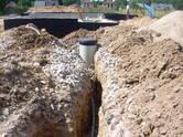 Строительные работы,  Строительные работы, проекты Канализация, водопровод, цена 9 €, Фото