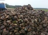 Būvmateriāli,  Ķieģelis, akmens, kaltais akmens Kaltais akmens, cena 8 €/m2, Foto
