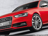 Audi A4, Foto