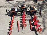 Инструмент и техника,  Строительная техника Бурильные машины, цена 20 €, Фото