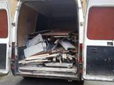 Saimniecības darbi Sadzīves atkritumu izvešana, mēbeļu izvešana, cena 15 €, Foto