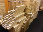 Būvmateriāli,  Apdares materiāli Sliekšņi, kājlīstes, cena 7 €, Foto