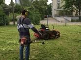 Хозяйственные работы Уход за садами и газонами, Фото
