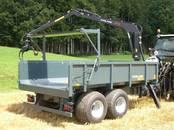 Lauksaimniecības tehnika,  Piekabes Universālas piekabes, cena 19 950 €, Foto