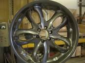 Ремонт и запчасти Шиномонтаж, ремонт колес, дисков, цена 95 €, Фото
